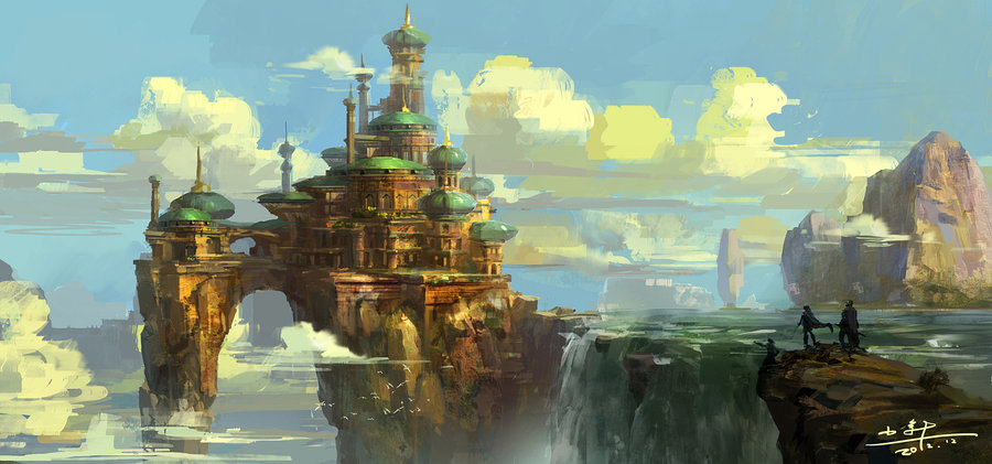 end_of_the_sea_by_xiaoxinart-d5nq1eb